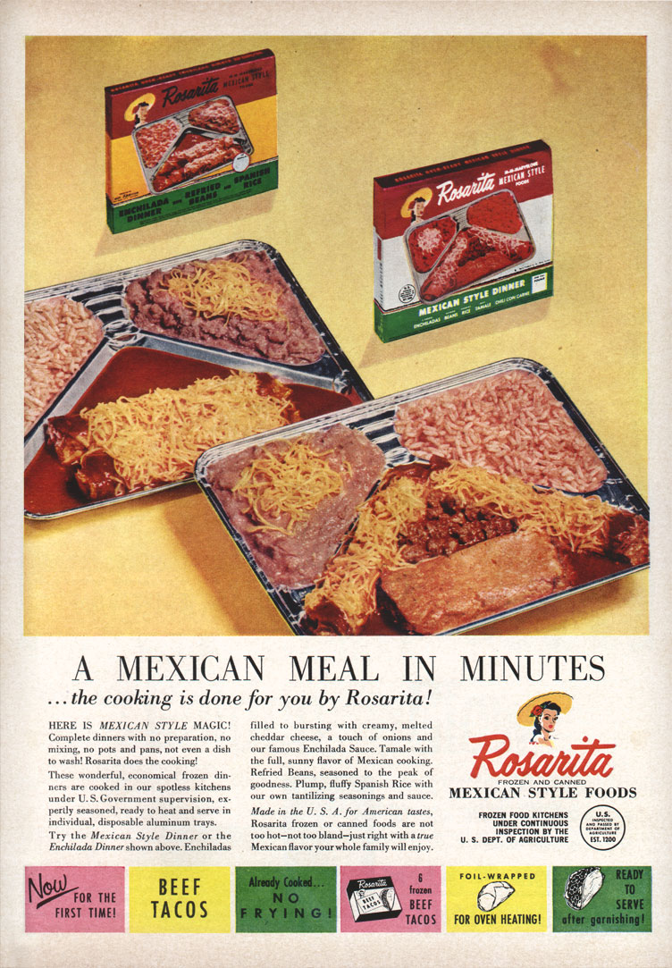 Mexican Tv Dinner